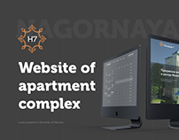 Nagornaya 7 | Real Estate Website