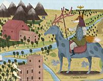 Paisaje Medieval