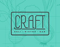 -= CRAFT : Deli, Bistro, Bar =-