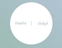 Italic Vs. Iranic