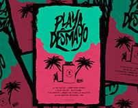 Playa Desmayo Poster