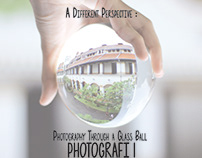 ADifferentPerspective:Photography Through a Glass Ball