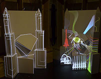 Mapping sur Objet - Lille 3000