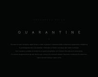 QUARANTINE - Reportage 03/20