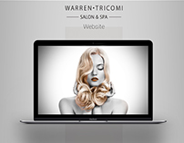 Warren Tricomi (Website Design)