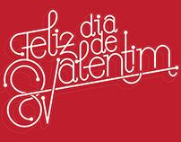 Feliz dia de S.Valentim
