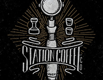 STATION COFFEE CO: Make An Espresso Shirt