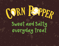 Corn Popper Brochure
