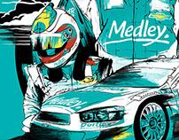 MEDLEY – STOCK CAR