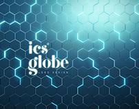 ics Globe - Logo Design