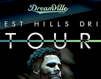 Forest Hills Drive Tour