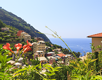 In love with Italy : Cinque Terre