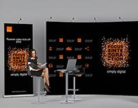 Branding for Orange Business Services