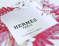 L'univers du carré Hermès