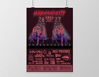 Harmonicity