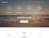 California - Multipurpose WordPressTheme