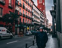 Madrid Street Life