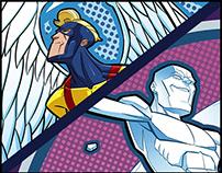 Angel/Iceman