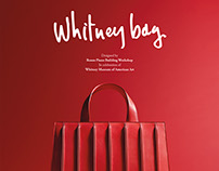 MaxMara WHITNEY BAG RED