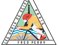 Kiki Ljung - Fred Perry x Bradley Wiggins