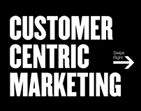 Customer Centric Marketing UX