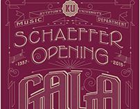 Schaeffer Gala Opening