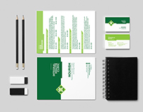 Stationery for Integral Health Clinic