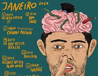 OUB'LÁ ~ JANEIRO 2020