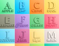 Digital Alphabet Project