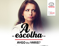 TV & Press - A escolha Toyota
