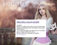 Website for Fashion Designer