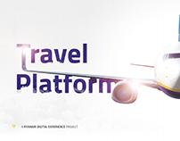 Ryanair Travel Platform