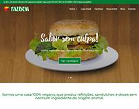 Site: Casa Vegana de Brasília