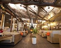 summer restaurant La Sarkis