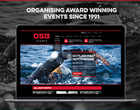 OSB Events Rebrand & Website Design