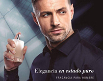 Campaign for Julia brand, Spain (MUA - me)