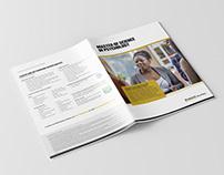Purdue University Global Program Brochures