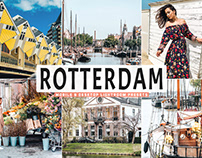 Free Rotterdam Mobile & Desktop Lightroom Presets