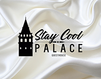 Stay Cool Palace GuestHouse • Logotype