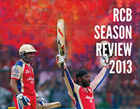 Royal Challengers Bangalore Season Review 2013