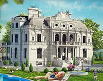 Sharapovo Manor