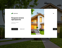 KIRILOV — Construction Website