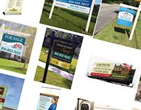 Signage and Large Format Design