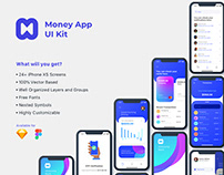 Money App UI Kit
