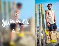 Summer #Indomitable - H&6 #MenStyle Catalog