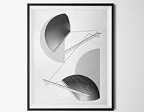 Serie de posters _spais sinous _g,h,i