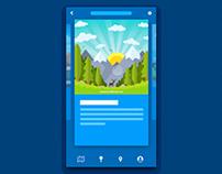 TRAVLST App - Interactive Demo