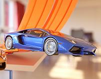 Lamborghini Hot Wheels