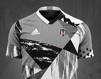Beşiktaş Soccer Kit 2019 - 2020