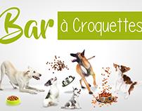 Bar à croquettes Intermarché / Pet bar